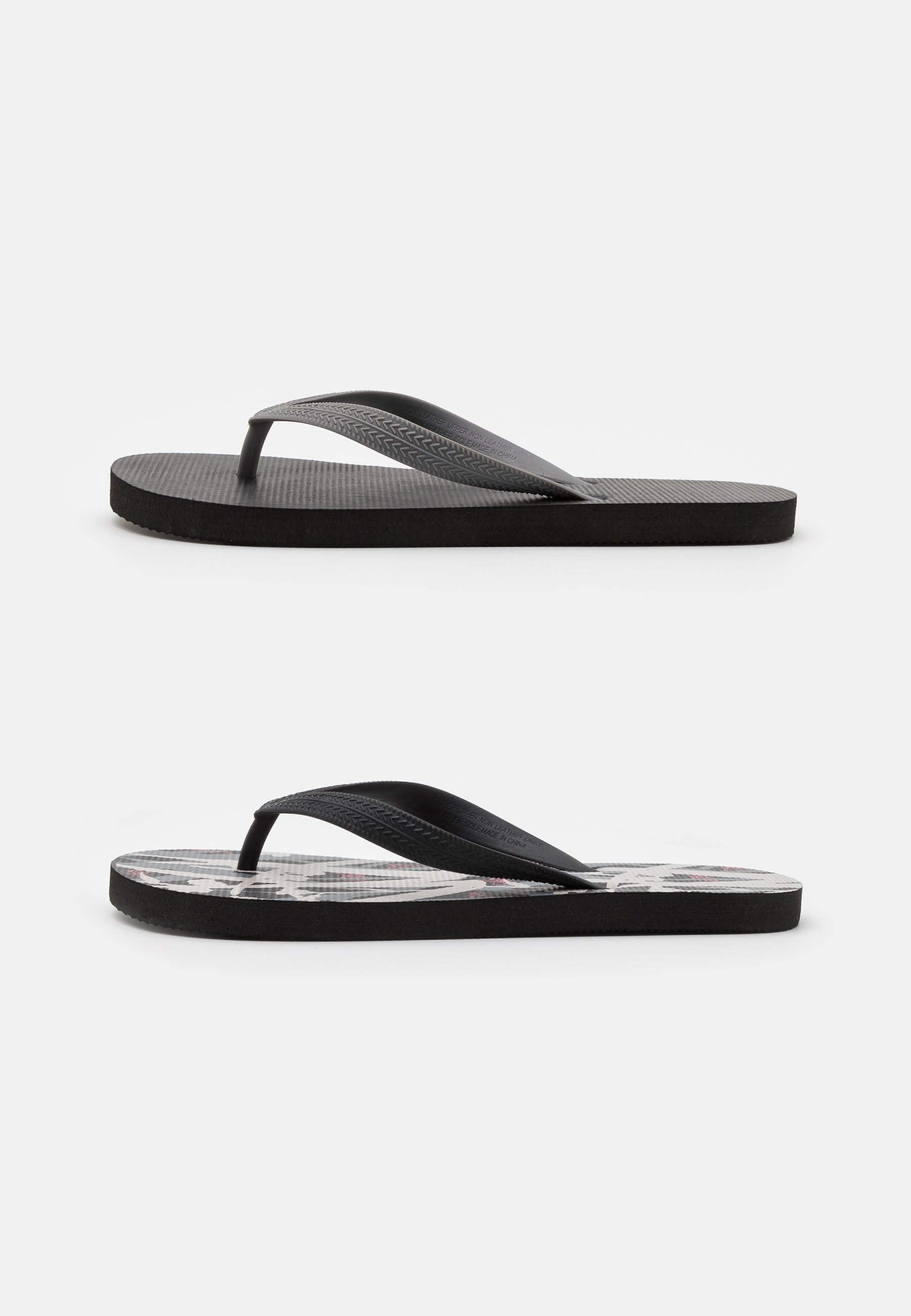Men 2 PACK RECYCLED - T-bar sandals
