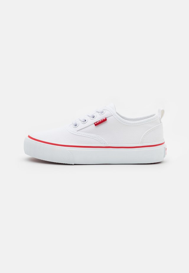 NEW PEARL UNISEX - Trainers - white