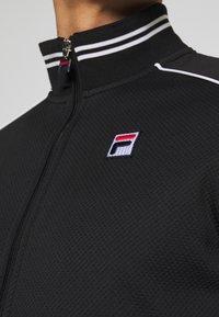 Fila - JOE - Sportovní bunda - black - 4