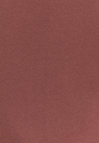 JDY - JDYSUSAN LIFE HOOD ZIP - Zip-up hoodie - rose brown - 2