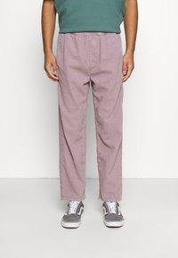 BDG Urban Outfitters - PANT - Kangashousut - lilac - 0