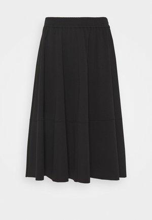 JALOMA - A-line skirt - schwarz