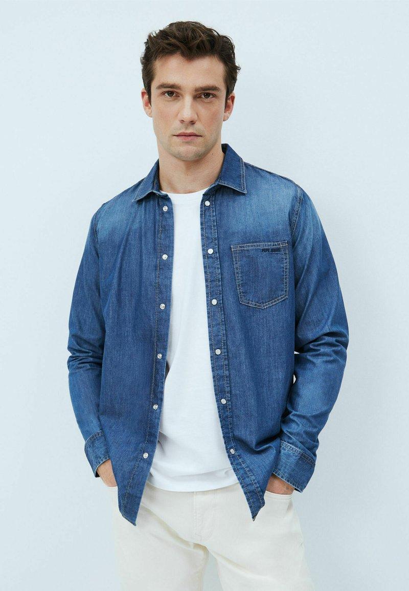 Pepe Jeans - PORTER - Shirt - denim