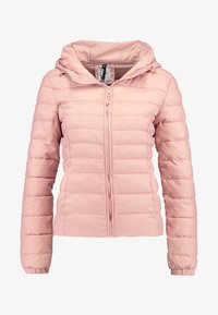 ONLY - ONLTAHOE HOOD JACKET  - Lett jakke - misty rose