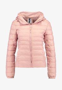ONLTAHOE HOOD JACKET  - Light jacket - misty rose