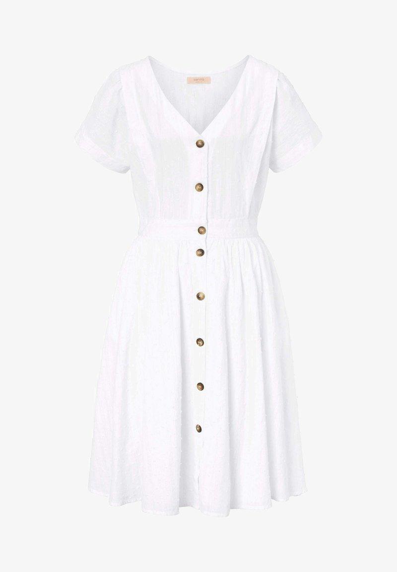Sienna - Day dress - weiß