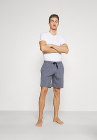 Schiesser - BERMUDA - Pyžamový spodní díl - jeansblau - 1