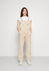Carhartt WIP - SONORA  - Dungarees - dusty brown - 0