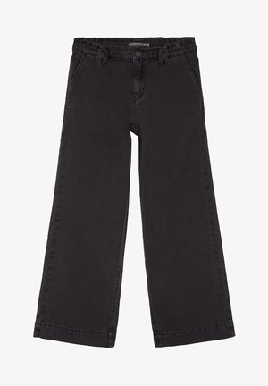 NKFIZZA - Relaxed fit jeans - black