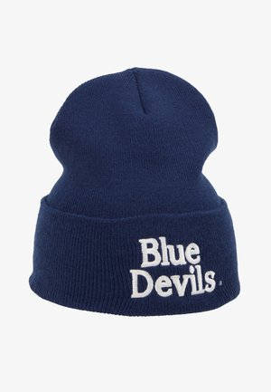 NCAA DUKE BLUE DEVILS MONOCHROME TEAM - Beanie - navy