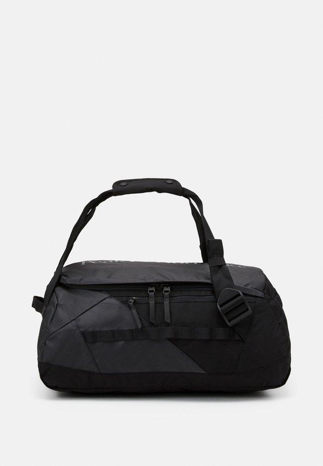 VERTICAL DUFFLE 50 L UNISEX - Sporttasche - black