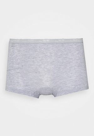 BASIC SHORT - Pants - grey
