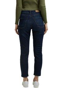 Esprit - Slim fit jeans - blue dark washed - 6