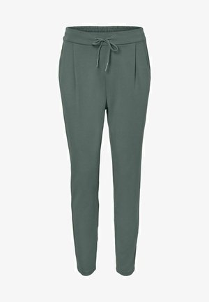 Pantalones - balsam green