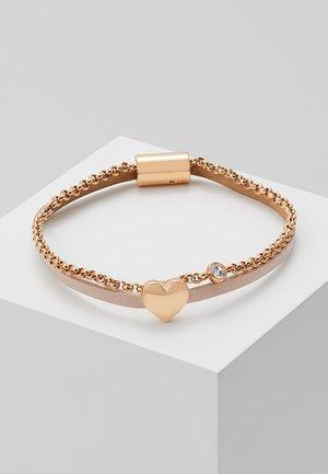 VINTAGE MOTIFS - Bracelet - roségold-coloured