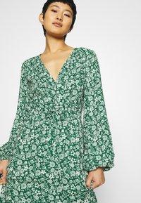 Ghost - ELIZA DRESS - Robe d'été - green print - 5