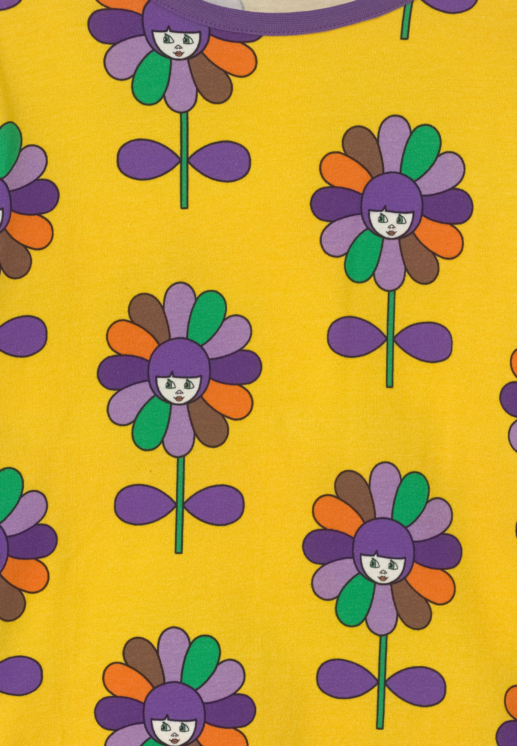 Kids FLOWERS UNISEX - Long sleeved top