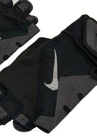 Nike Performance - PREMIUM FITNESS GLOVE - Mitaines - black/volt/white - 6