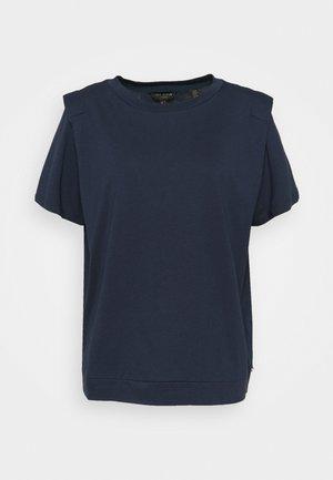 KLAARAA - Basic T-shirt - midnight