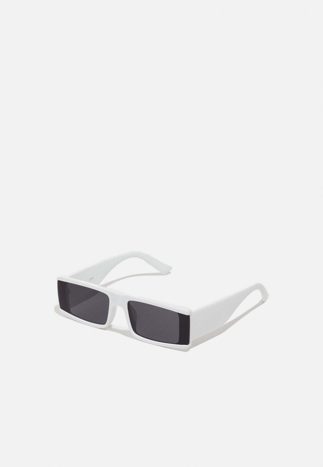 UNISEX - Occhiali da sole - white