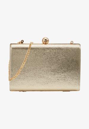 BOX - Pochette - gold