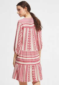 comma casual identity - Day dress - white embroidery - 2