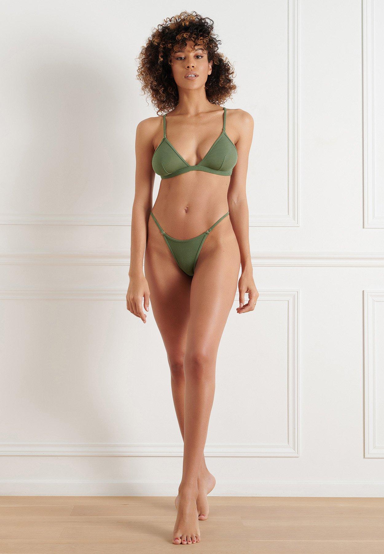 Femme LA FEMME AMAZONE - Soutien-gorge triangle