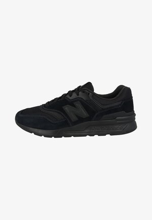 997 - Baskets basses - black