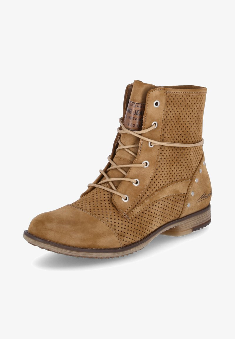 Mustang - Ankle boots - braun