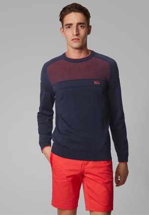 RAMOY - Sweatshirt - dark blue