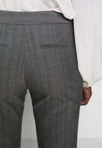 MAX&Co. - CARROZZA - Trousers - grey - 3