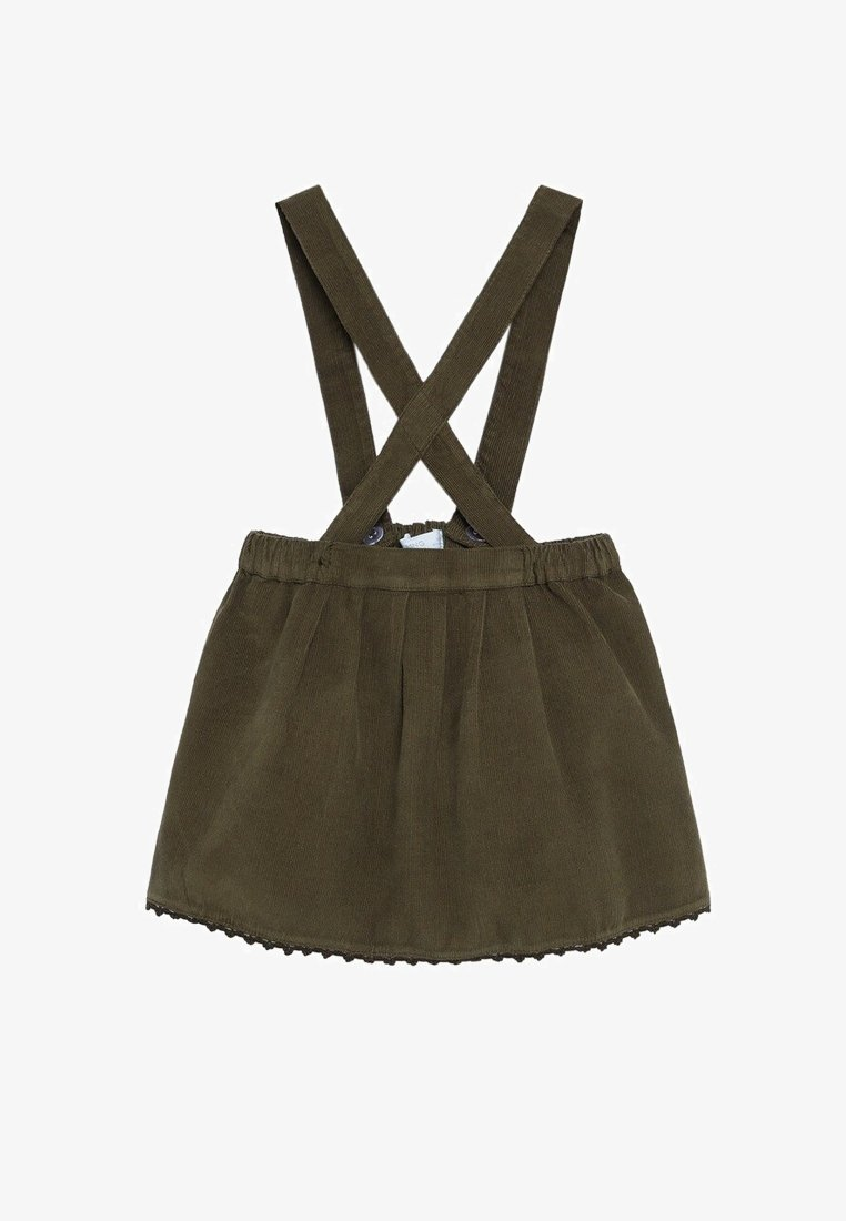 Mango - NORTH - A-line skirt - khaki