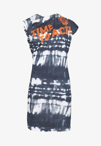 Vivienne Westwood Anglomania - HEBO DRESS TIME TO ACT - Day dress - black - 3