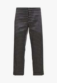 ASCENO - THE ANTIBES - Pyjama bottoms - black - 4