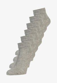 Fila - 6 PACK - Strumpor - grey - 0