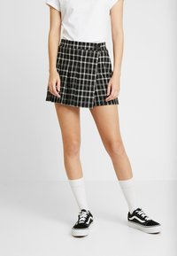 Hollister Co. - SKORT - Shorts - black - 0