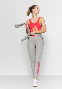 adidas Performance - GRAPH LEOTARD - Leotard - pink - 1