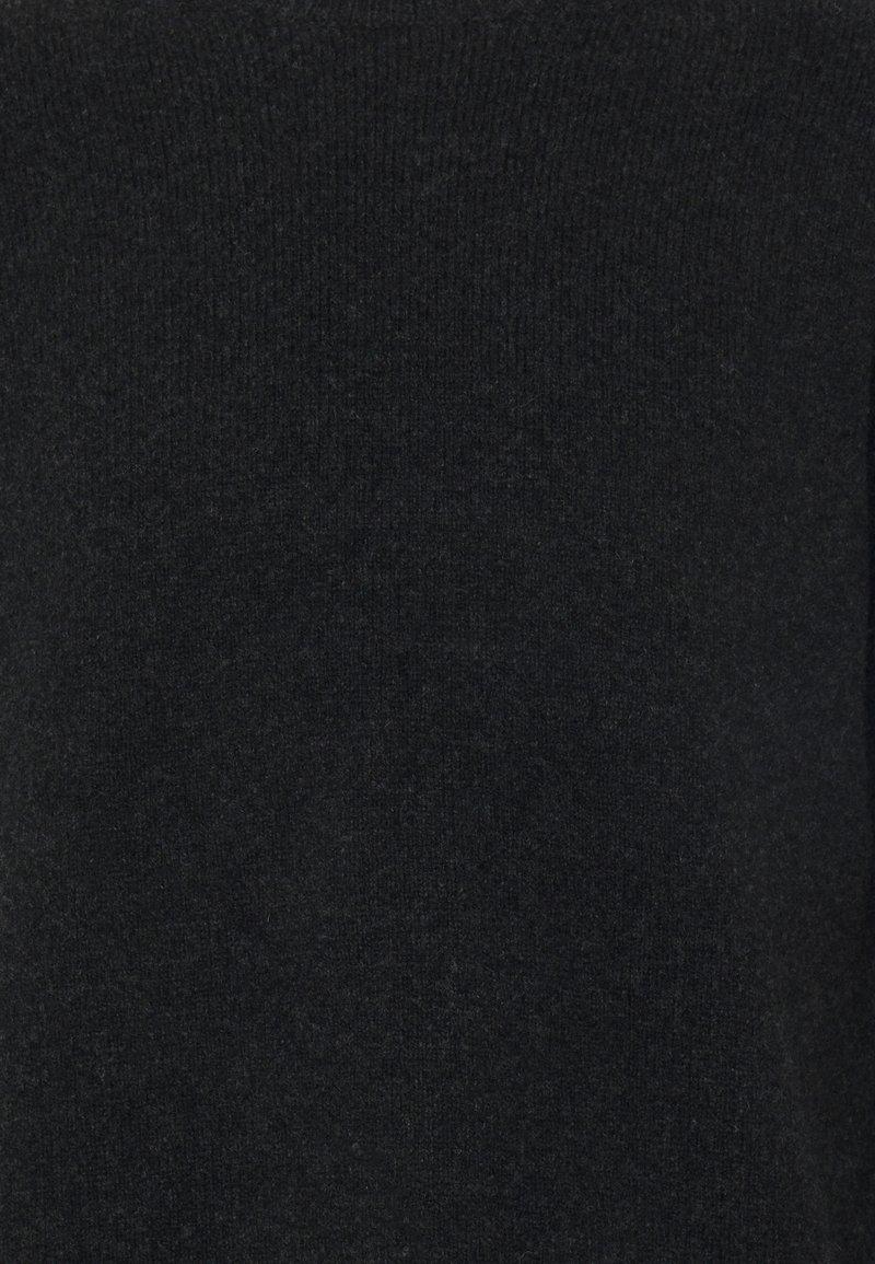 Tiger of Sweden RENNET - Strickpullover - charcoal grey/grau pF2WRW