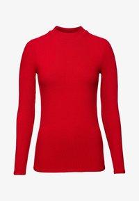 HALLHUBER - LONG SLEEVE  - Long sleeved top - red - 3