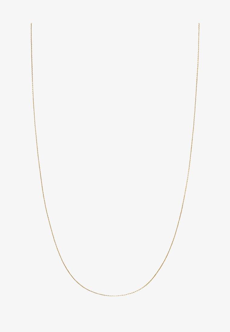 CHRIST - Necklace - gelbgold
