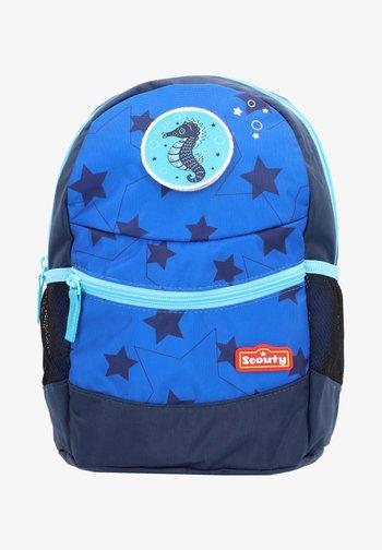 ROCKY - Backpack - ocean