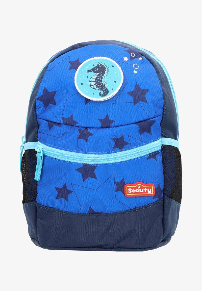 Scouty - ROCKY - Backpack - ocean