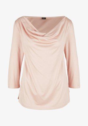 T-shirt à manches longues - dusty rose