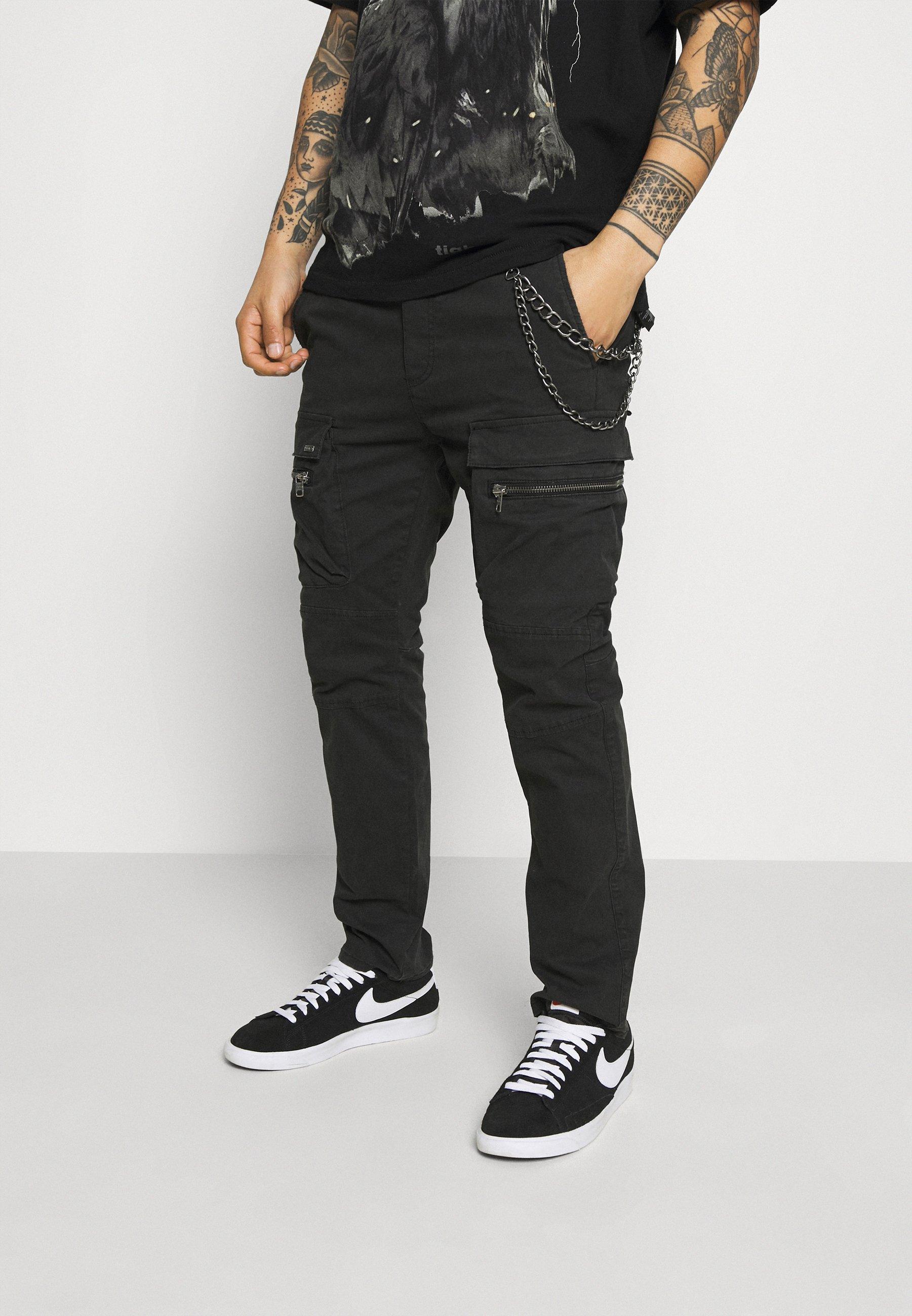 Homme FRYCO - Pantalon cargo