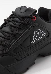 Kappa - RAVE NC - Scarpe da fitness - black - 5
