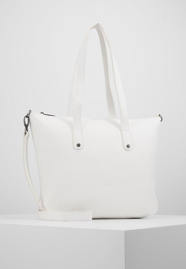 ALUISA - Cabas - white