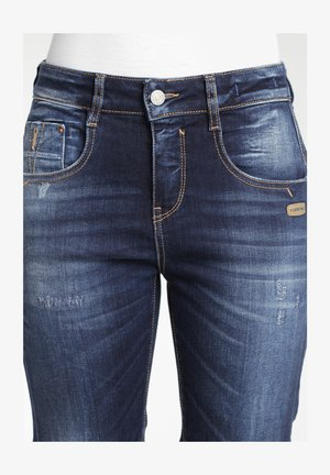 Straight leg jeans - beauty washing