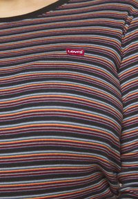 Levi's® Plus - LONG SLEEVE BABY TEE - Long sleeved top - cordierite caviar - 5