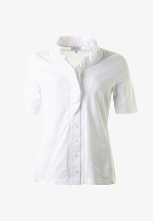 PARIS - Button-down blouse - white