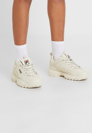 DISRUPTOR - Trainers - antique white
